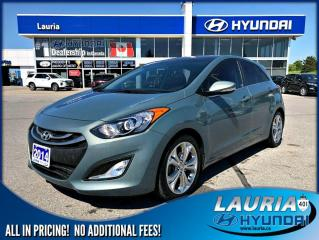 Used 2014 Hyundai Elantra GT SE Tech pkg - LOW KMS for sale in Port Hope, ON