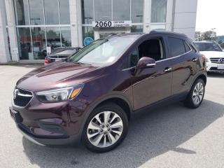 Used 2018 Buick Encore Preferred for sale in Port Coquitlam, BC
