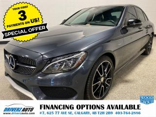 Used 2016 Mercedes-Benz C-Class C450 AMG for sale in Calgary, AB