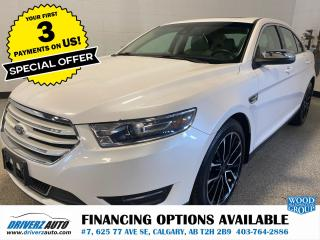 Used 2019 Ford Taurus LIMITED for sale in Calgary, AB