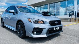 Used 2018 Subaru WRX Sport Manual,toit,siege electrique,bluetooth for sale in Lévis, QC
