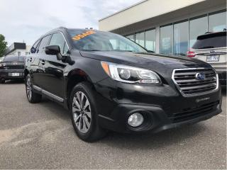 Used 2017 Subaru Outback 3.6R Touring tech,toit,cam, for sale in Lévis, QC