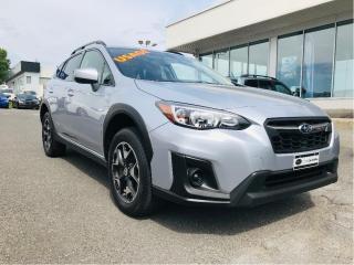 Used 2018 Subaru XV Crosstrek Convenience CVT for sale in Lévis, QC