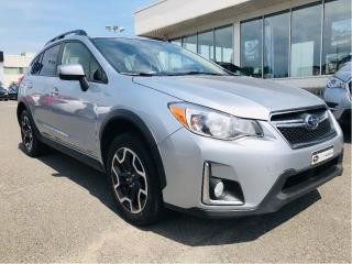 Used 2016 Subaru XV Crosstrek 5dr CVT 2.0i w-Touring Pkg,cam bluetooth for sale in Lévis, QC