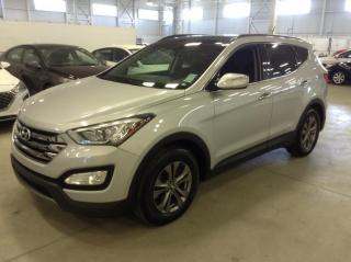 Used 2014 Hyundai Santa Fe AWD Cuir Toit pano for sale in Longueuil, QC