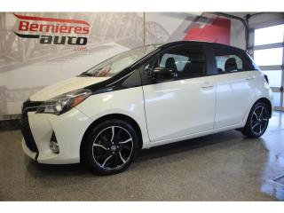 Used 2016 Toyota Yaris SE for sale in Lévis, QC