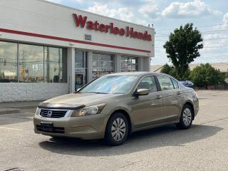 Used 2008 Honda Accord LX New Brakes 08/2019, Tires All Pass Safety! for sale in Waterloo, ON