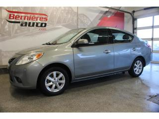 Used 2014 Nissan Versa SL for sale in Lévis, QC
