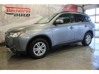 Used 2015 Mitsubishi Outlander V6 Awd 7 Places for sale in Lévis, QC