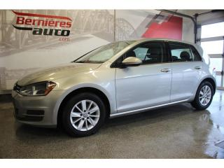 Used 2016 Volkswagen Golf TSI for sale in Lévis, QC