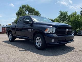 Used 2019 RAM 1500 Classic ST EXTRA LOW KM'S, 6 PASSENGER SEATING, ALUMINUM WHEELS, KEYLESS ENTRY for sale in Ottawa, ON