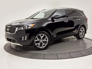 Used 2017 Kia Sorento AWD SX+ 7 PLACES TOIT GPS for sale in Brossard, QC