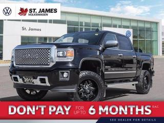 Used 2015 GMC Sierra 1500 Denali - 6.2L- Over $10K in adds! for sale in Winnipeg, MB
