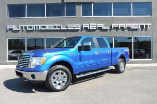 Used 2010 Ford F-150 XLT - XTR- 4X4 -CREW CAB - 130 622 KM - for sale in Québec, QC
