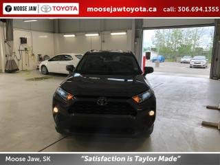 New 2020 Toyota RAV4 XLE AWD for sale in Moose Jaw, SK