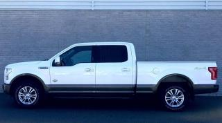 Used 2015 Ford F-150 KING RANCH - V8 - FULL - BAS PRIX for sale in Drummondville, QC