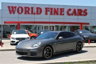 Used 2015 Porsche Panamera 4S | Accident Free! | 400+ HP for sale in Etobicoke, ON