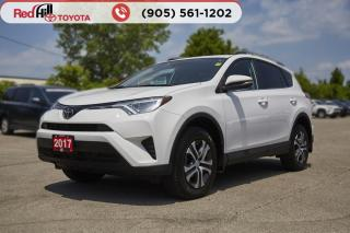 Used 2017 Toyota RAV4 LE for sale in Hamilton, ON