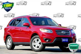 Used 2012 Hyundai Santa Fe GL | MANUAL | AC | POWER GROUP | for sale in Kitchener, ON