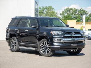 Used 2017 Toyota 4Runner SR5 LIMITED 4x4 for sale in Welland, ON