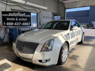 Used 2008 Cadillac CTS 4DR SDN W-1SA for sale in St-Raymond, QC