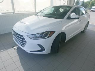 Used 2018 Hyundai Elantra GL AUTOMATIQUE UN SEUL PROPRIETAIRE for sale in Ste-Julie, QC