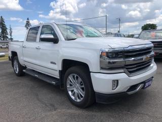 Used 2018 Chevrolet Silverado 1500 High Country for sale in Tillsonburg, ON