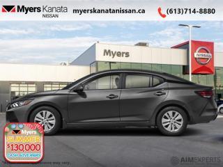 New 2020 Nissan Sentra SV CVT  - $152 B/W for sale in Kanata, ON