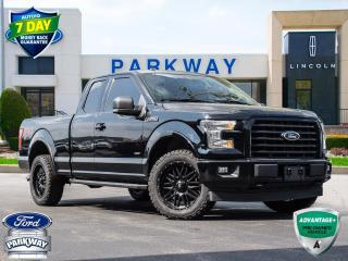 Used 2017 Ford F-150 XLT FX4 | SPORT | OFF ROAD WHEELS/TIRES | 2.7L ECOBOOST | GPS | CERTIFIED for sale in Waterloo, ON