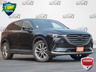 Used 2018 Mazda CX-9 Signature ALL WHEEL DRIVE | GPS | BACKUP CAM | HEATED SEATS/WHEEL for sale in Waterloo, ON
