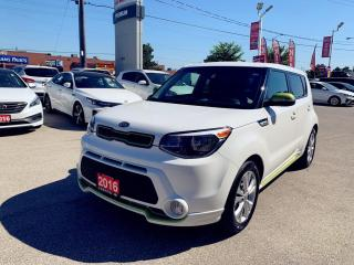 Used 2016 Kia Soul SPECIAL ENERGY EDITION/ONE OWNER/LOW KM/RARE for sale in North York, ON