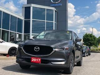 Used 2017 Mazda CX-5 GT for sale in Ottawa, ON