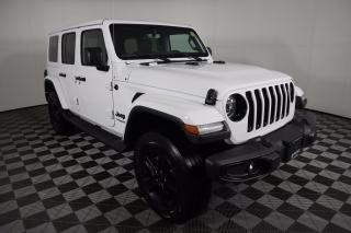 New 2020 Jeep Wrangler Unlimited Sahara JEEP ALL OUT CLEAROUT SALES EVENT ON NOW for sale in Huntsville, ON