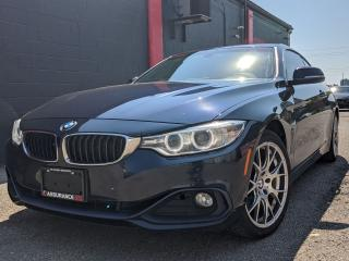 Used 2014 BMW 4 Series 428i xDrive - Nav - AWD - 1 Owner - Ontario car for sale in Burlington, ON