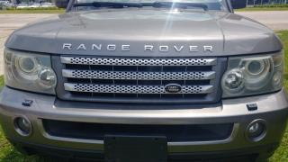 Used 2007 Land Rover Range Rover Sport 4WD 4dr SC for sale in Windsor, ON