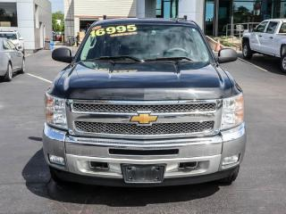 Used 2013 Chevrolet Silverado 1500 LT Back Rack! | Bluetooth! for sale in Burlington, ON