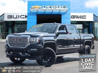 Used 2018 GMC Sierra 1500 Denali NEW ARRIVAL! for sale in Burlington, ON