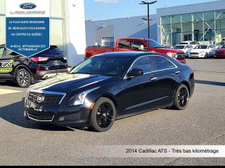 Used 2014 Cadillac ATS 4dr Sdn 2.5L CUIR for sale in Victoriaville, QC
