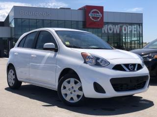 New 2019 Nissan Micra SV for sale in Midland, ON