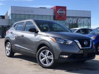 New 2020 Nissan Kicks S for sale in Midland, ON