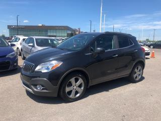 Used 2013 Buick Encore * AIR * JAMAIS ACCIDENTÉ *** for sale in Mirabel, QC