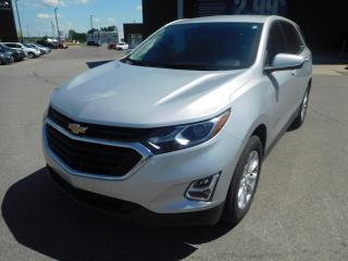 Used 2018 Chevrolet Equinox FWD 4dr LT w-1LT,A/C,CRUISE,BLUETOOTH for sale in Mirabel, QC