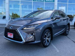 Used 2018 Lexus RX 350 LUXURY PACKAGE! for sale in Cobourg, ON