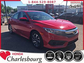 Used 2017 Honda Civic EX AUTOMATIQUE***47 548 KM*** for sale in Charlesbourg, QC