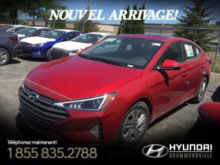 Used 2020 Hyundai Elantra PREFERRED SOLEIL & SECURITÉ + GARANTIE + for sale in Drummondville, QC
