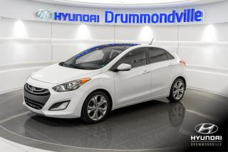 Used 2014 Hyundai Elantra GT SE + GARANTIE + TOIT PANO + MAGS + CUIR for sale in Drummondville, QC