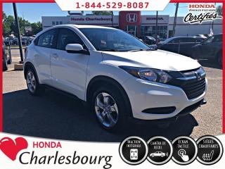 Used 2016 Honda HR-V LX AWD **CAMÉRA DE RECUL** for sale in Charlesbourg, QC