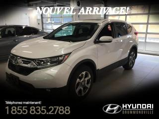 Used 2019 Honda CR-V EX-L AWD + GARANTIE + TOIT + CUIR + MAG for sale in Drummondville, QC