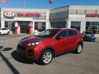 Used 2018 Kia Sportage LX AWD camera de recul ** banc chauffant **Bluetoo for sale in Mcmasterville, QC