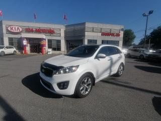 Used 2016 Kia Sorento AWD 4DR 2.0L TURBO SX for sale in Mcmasterville, QC